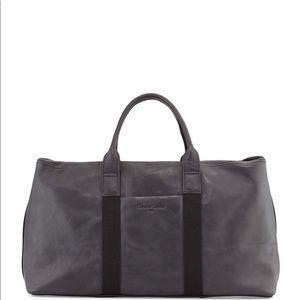 Christian Lacroix Paris Leather Travel Bag Dustbag